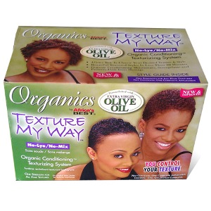 Africa's Best Organics Texture My Way texturizing kit - Woman